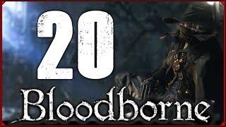 Zagrajmy w Bloodborne #21 - Diabli Trigger Jednoskrzydły Ciągle Żywy KK
