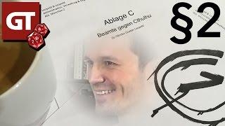 Thumbnail für GameTube Pen & Paper: Ablage C: Beamte gegen Cthulhu #2