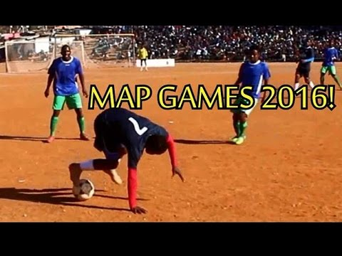 Maimane Alfred Phiri Games 2016 - Braamfischer Eagles & Aston Villa MASHUP - SKILLS