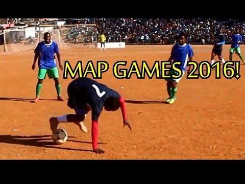 Maimane Alfred Phiri Games 2016 - Braamfischer Eagles & Aston Villa MASHUP - SKILLS thumbnail
