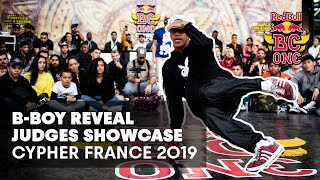 Red Bull BC One Cypher France 2019 | Judge demo: Reveal