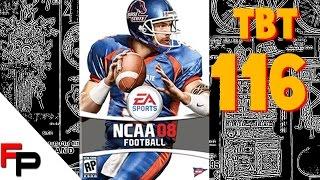 NCAA Football 08 - Throwback Thursday   Ep. 116