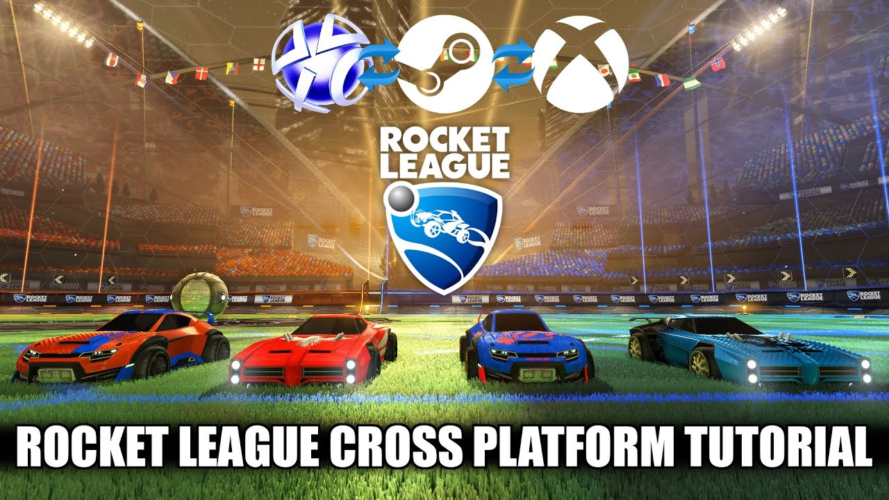 Cross platform matchmaking rocket league