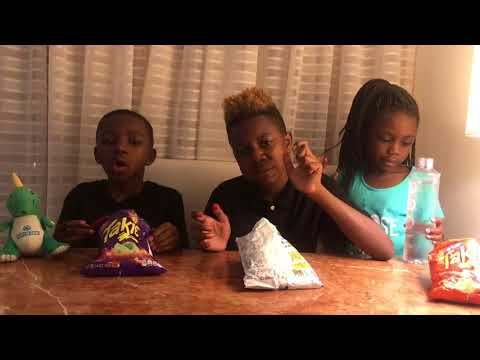Takis and Hot sauce Challenge!!!