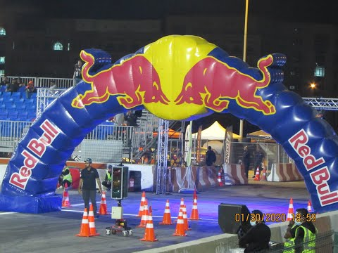 Drifting Competition At Oman Automobile Association, Muscat