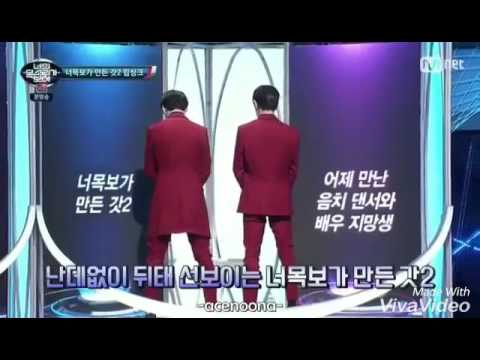 I can see your voice 4 eps 4 got 7 &  got 2 sing together.