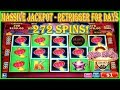🤩 MASSIVE JACKPOT 🤩 INSANE AMOUNT OF SPINS IT WOULD NOT STOP RETRIGGERING ❗️