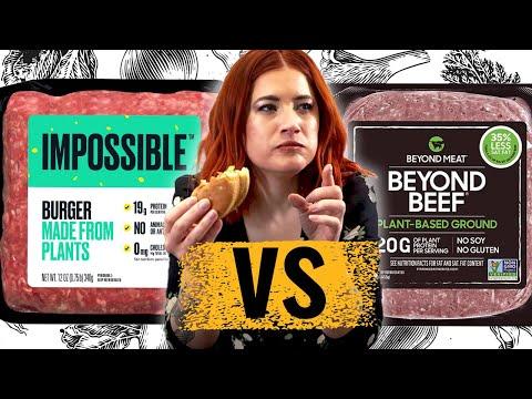 Beyond Meat vs