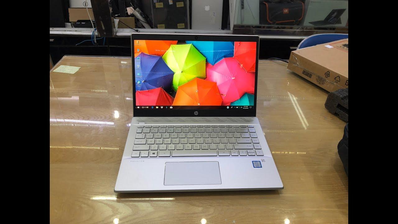 Phải Nói Máy Laptop HP Giờ Làm Đẹp Thật HP Pavilion 14-ce0024TU