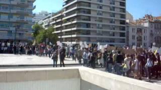 Marcha Pelos Animais / Anti-tourada (10 Abril) - Saída Campo Pequeno