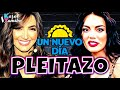 Pleitazo entre Zuleyka Rivera y conductora de Un Nuevo Dia