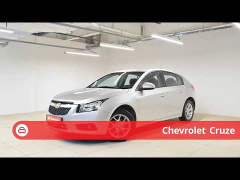 Проверенный Chevrolet Cruze 2012 с пробегом