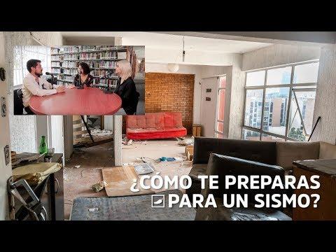 ¿Cómo te preparas para un sismo? ¿En qué fijarte al rentar/comprar en la CDMX? - #PodcastChilango