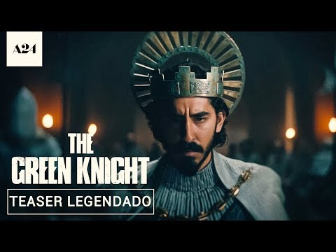 The Green Knight • Teaser Legendado