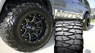 Nitto Mud Grappler Road Noise