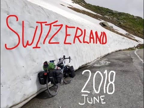 Spectacular ^^Switzerland^^ Bike Tour 2018.  You Need To Do This!