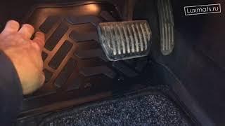 видео Автомобильные коврики в салон и багажник Land Rover (Лэнд Ровер)