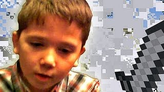 'My First Minecraft Gameplay Video' By 6 Yr Old Jacob OFFICIAL