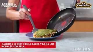 Nopales Rellenos Estilo Baja California Sur - La Costeña®