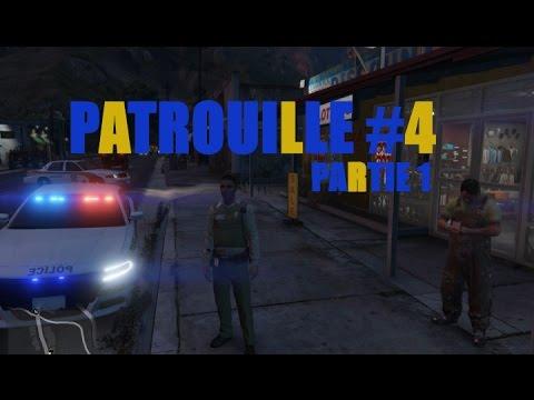 GTAV 911QC PATROUILLE #4 PARTIE 1 (SÛRETÉ DU QUÉBEC)