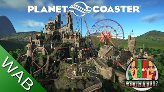 Planet Coaster Review - Worthabuy?