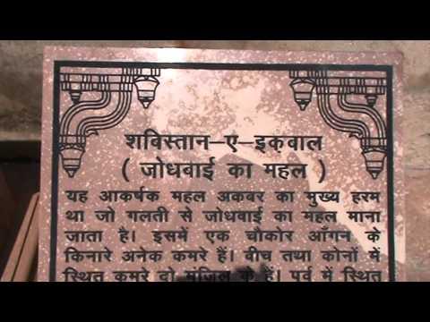 Jodhabai`S Palace-Dargah of Slim chisti,Agra
