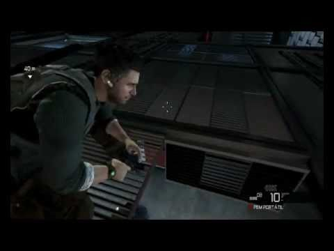 Splinter Cell Conviction Guia Español Parte 25 [Difícil] [Modo Realista]
