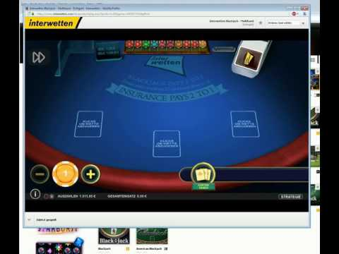 Interwetten Online Casino/ Sports betting Bonus and Black Jack scam disclosed