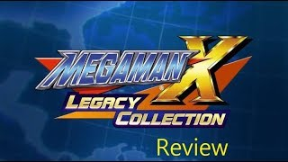 Mega Man X Legacy Collection 1 + 2 (Switch) Review (Video Game Video Review)