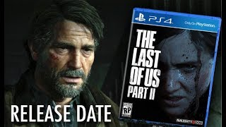 The Last of Us Part II RELEASE DATE: First Look at Joel. New Gameplay. State of Play September 2019.
