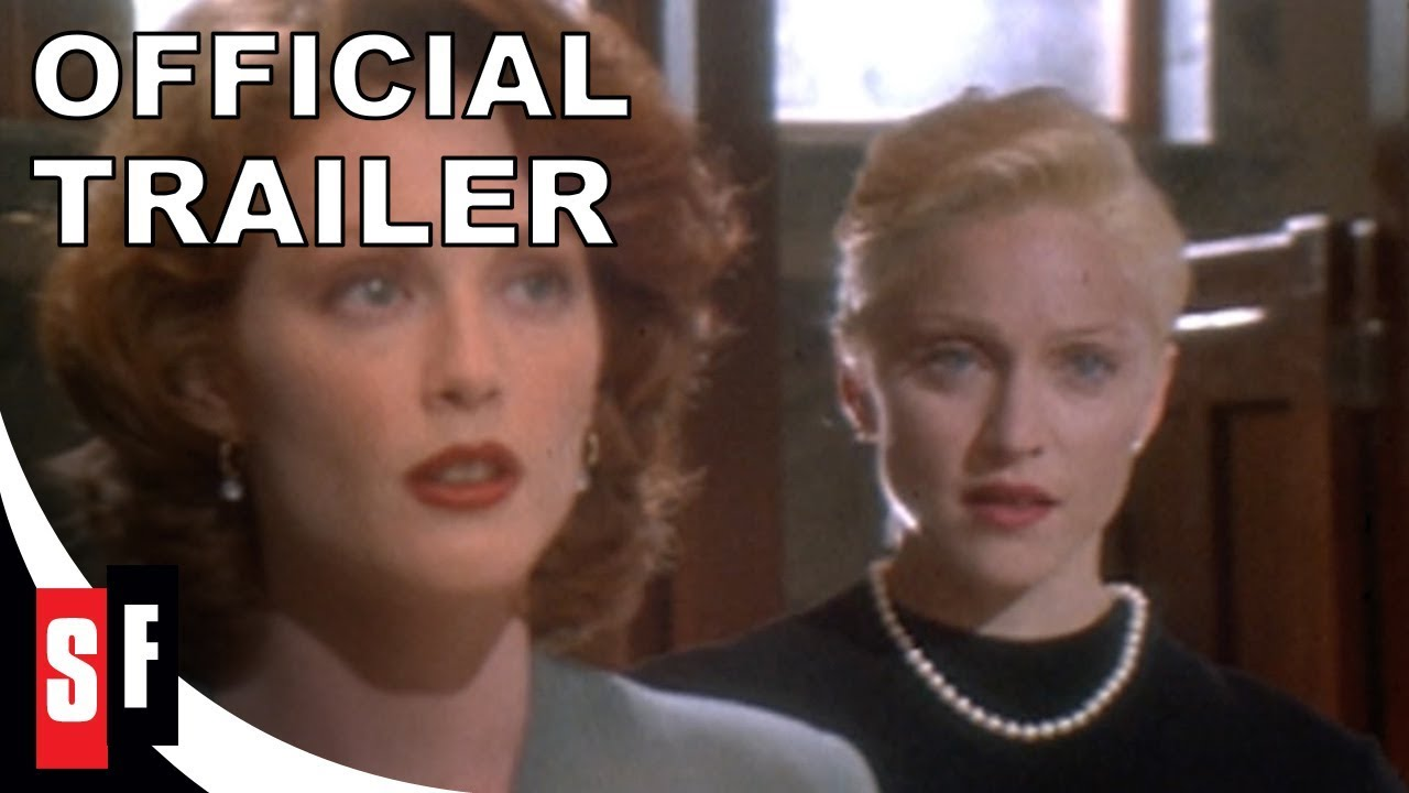 Body Of Evidence 1993 Official Trailer
