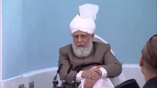 Dars-ul-Qur'an - 29th July 2014 (Urdu)