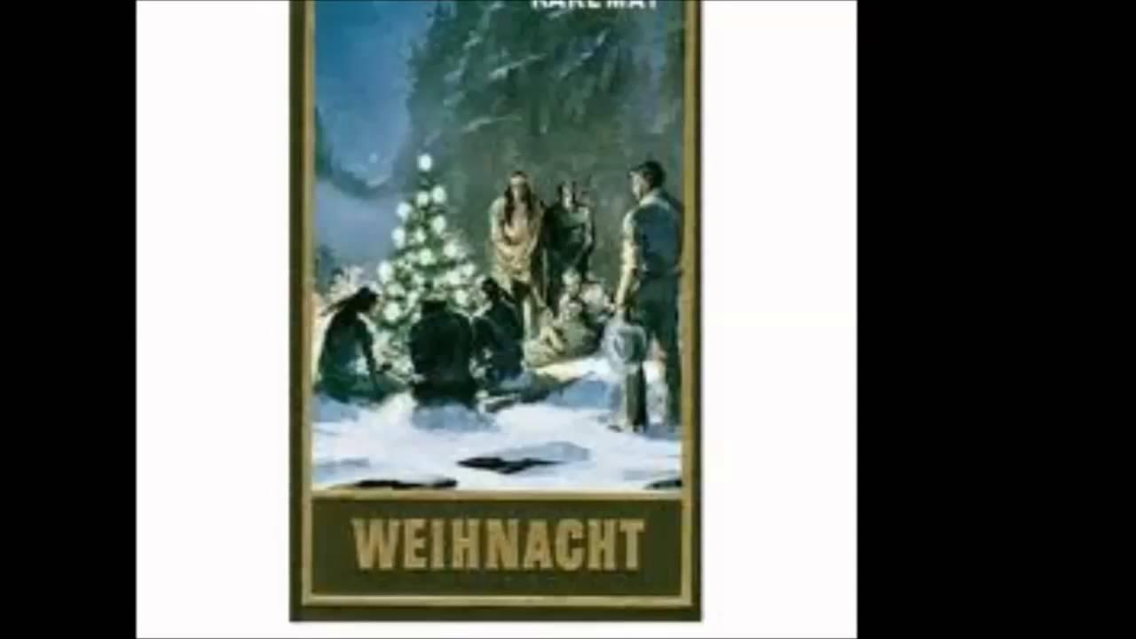 Karl May Weihnachtsgedicht Weihnacht