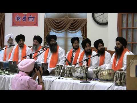 Miri Piri Divas (1) - Live Sikh Temple of Wisconsin Oak Creek - Darbar Sahib Hazoori Ragi Diwan