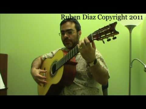 The Code of Flamenco Guitar 4/The Art of Commanding on Seguirilla /Lesson by Ruben Diaz