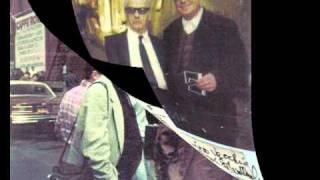 Mario Donatone durante le riprese di Il Padrino III !