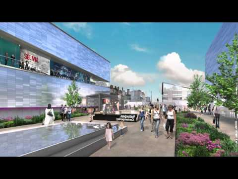Transforming The Broadmarsh Area