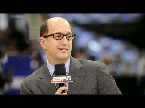 Jeff Van Gundy says you should be put in penalty box if you get blocked twice ...