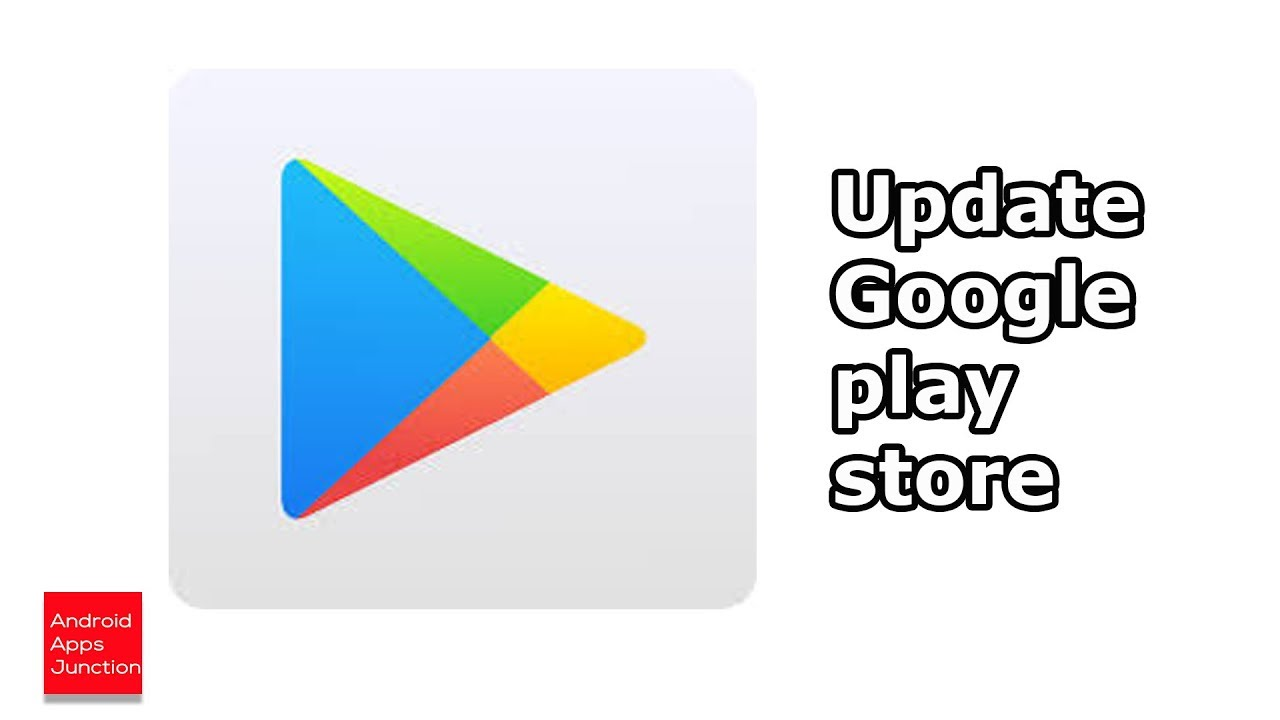 How to update Google play store for any android device