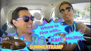 Where To...with Karl & MicJRez   ( Manila Luzon)