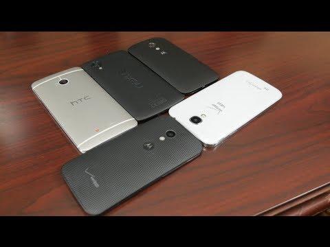 Top 5 Affordable Smartphones!