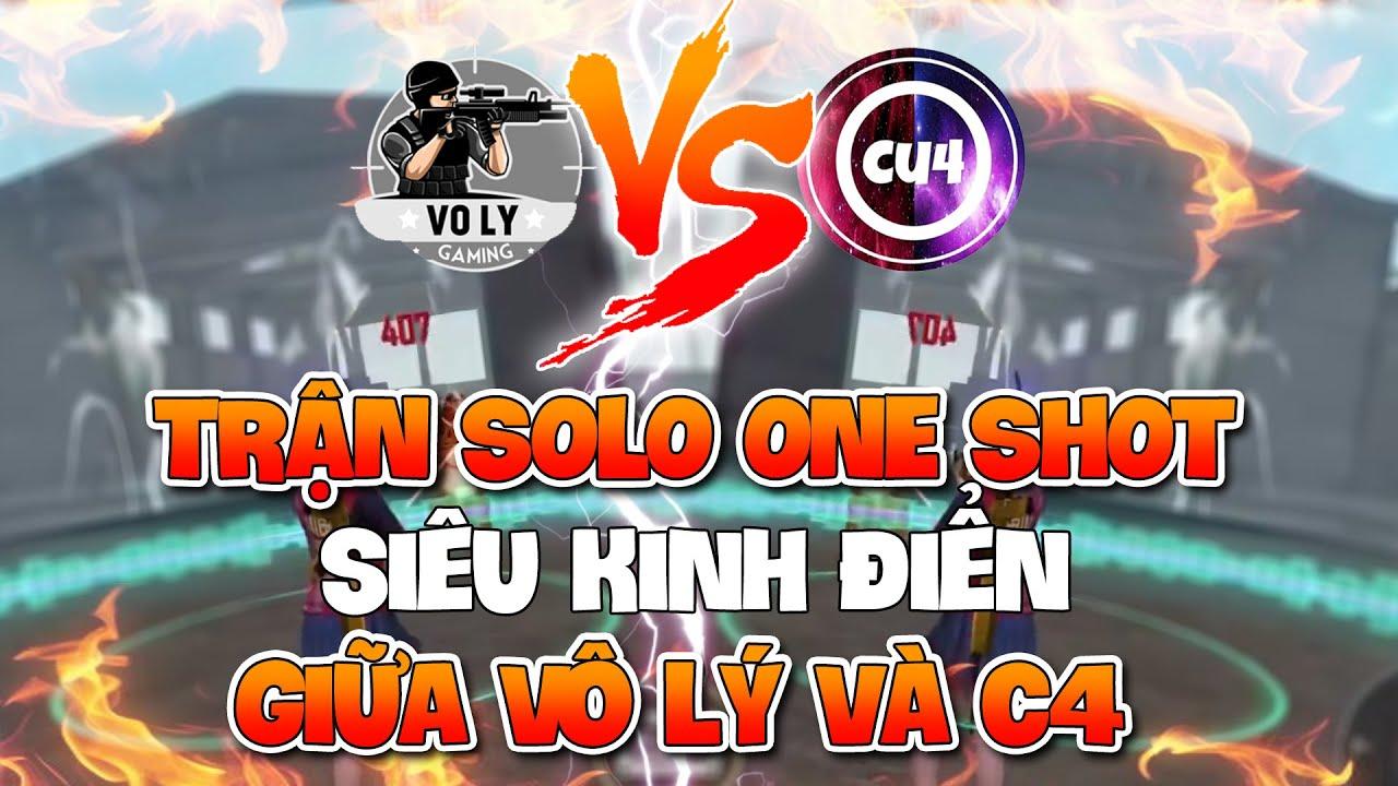 Trận Solo One Hit Siêu Kinh Điển Giữa Vô Lý Và C4 Và Pha Lật Kèo Không Tưởng | Vô Lý Gaming