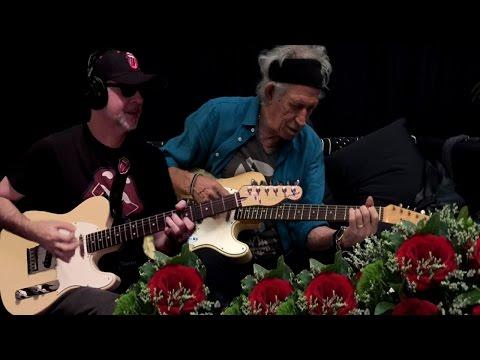 Happy Live Subtitulada Español Rolling Stones & RollingBilbao 2016 Guitar cover HD