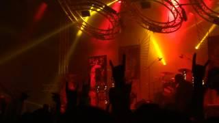 """Watain @ Hellfest 2014 - """"Hymn to Qayin"""" / """"Stellarvore"""" - 20/06/14"""