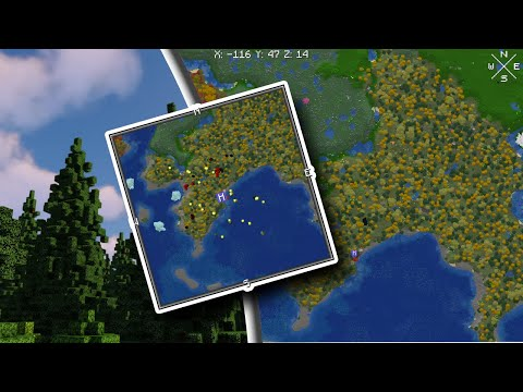minecraft:-xaero's-minimap-and-xaero's-world-map-(2020)