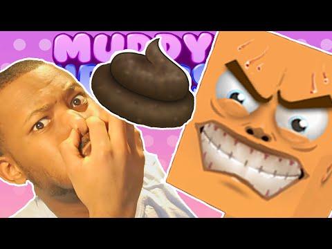 POOPING ON PEOPLE!! | Muddy Heights 2 (Poo Game)