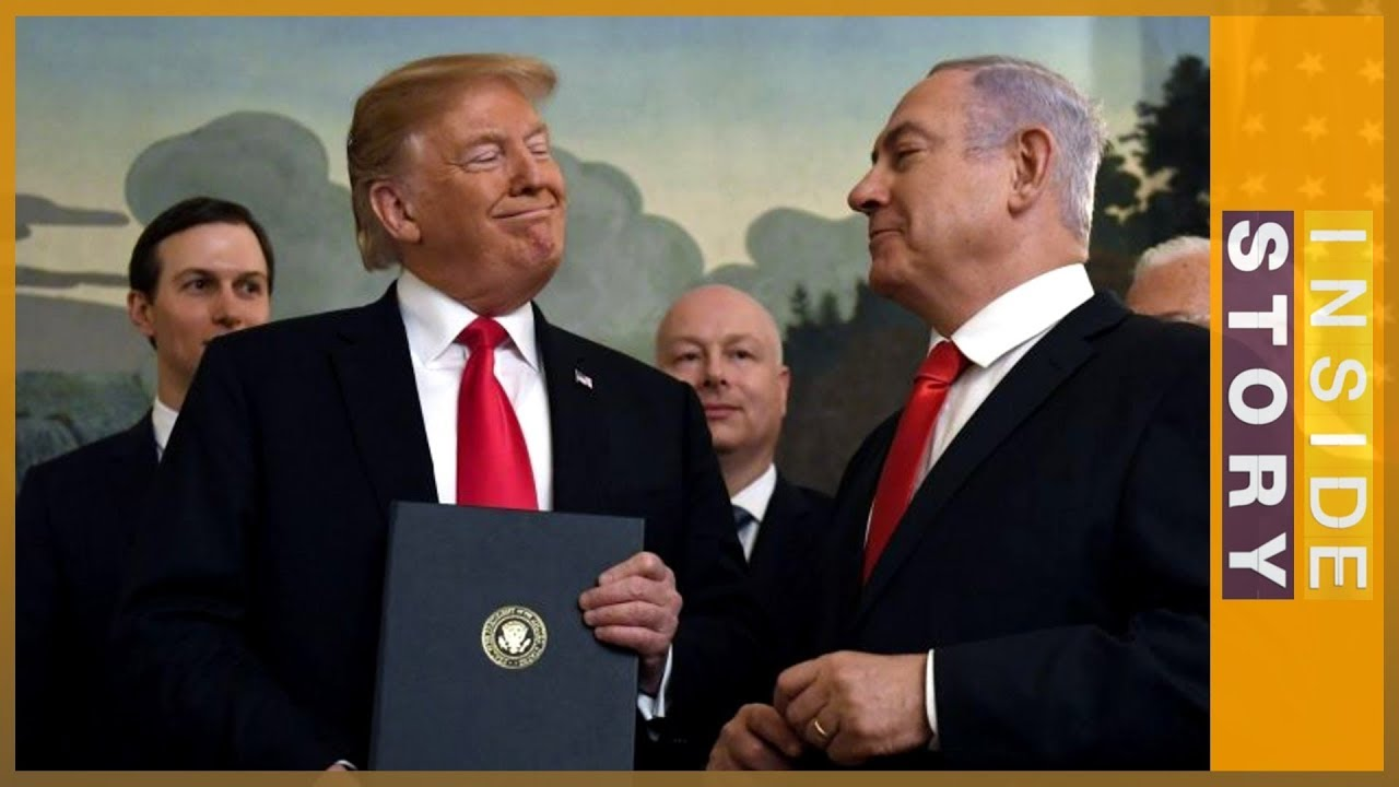 AlJazeera English:Does Trump and Netanyahu's special relationship serve or harm the US? | Inside Story