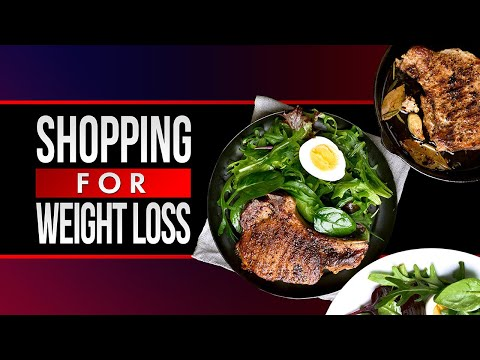 Mark Mcilyar | Budget Grocery Shopping For Weight Loss (Part 1)
