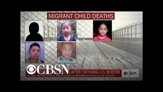 Sixth migrant child dies after crossing U.S. border