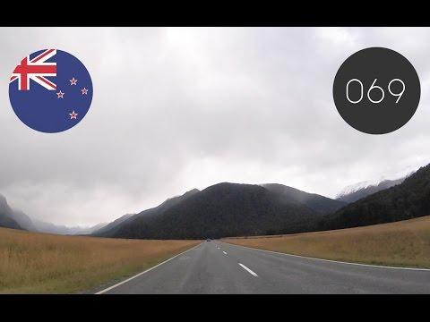 NZ[069] Drive to Milford Sound 2017/02/14